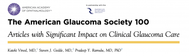 The American Glaucoma Society 100